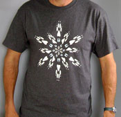 Snow Flake T-Shirt